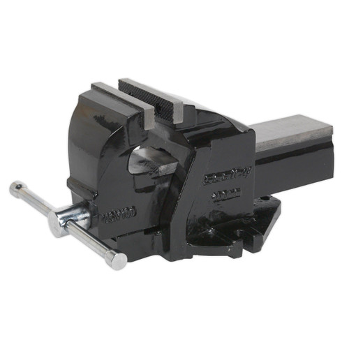Buy Sealey USV100 Professional Mechanic's Vice 100mm Sg Iron at Toolstop