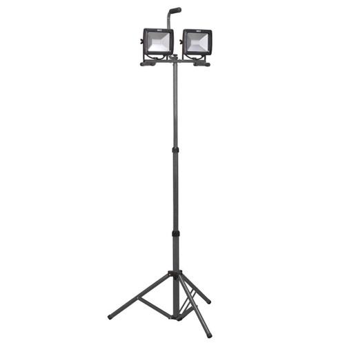Buy Sealey LED104 Telescopic Floodlight 2 X 20w Smd Led 240V at Toolstop