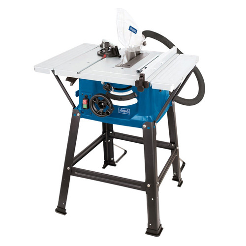 Buy Scheppach HS81S Table Saw with Stand 8 Inch / 210mm 1500W 240V at Toolstop