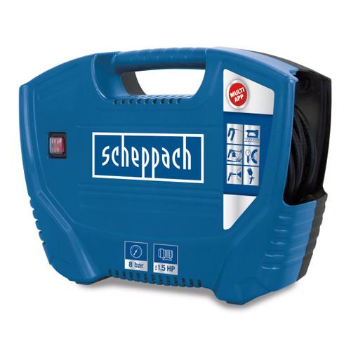 Scheppach Air Force Compressor 8 Bar 1.5HP 240V - 3