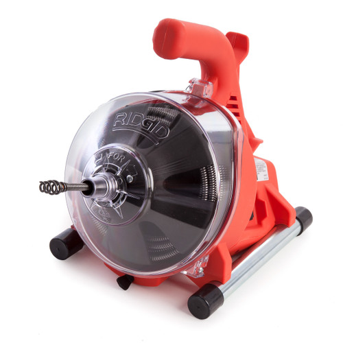 Ridgid 60753 PowerClear Drain Cleaner with AutoFeed 7.6 Metres / 25 Feet - 3