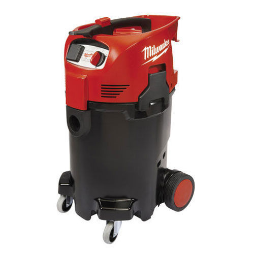 Milwaukee AS 300 ELCP 1500W 30L Electronic Clear Press Dust Extractor 110V - 4