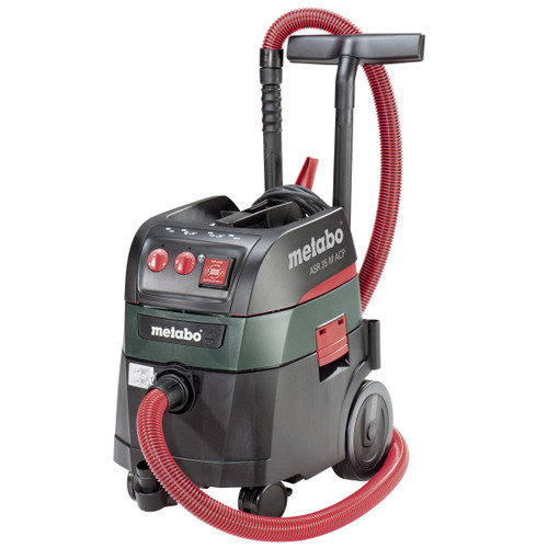 Metabo ASR35MACP All-Purpose Vacuum Cleaner 1400W with Measurement of Pressure Differentials 110V