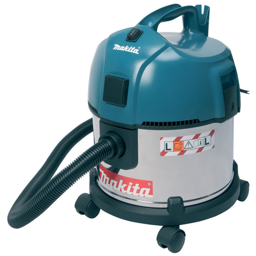 Buy Makita VC2010L Wet and Dry L Class 20L Dust Extractor Vacuum Cleaner 110V at Toolstop