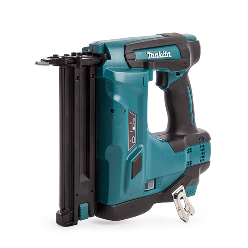 Makita DBN500 Brad Nailer with DC18RC Charger in Makpac Case (2 x 3.0Ah Batteries) - 5