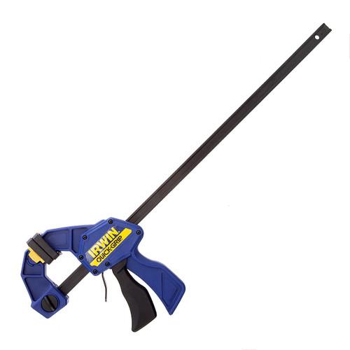 Irwin Quick-Grip T518QCEL7 Quick Change Bar Clamp 18in / 450mm - 4