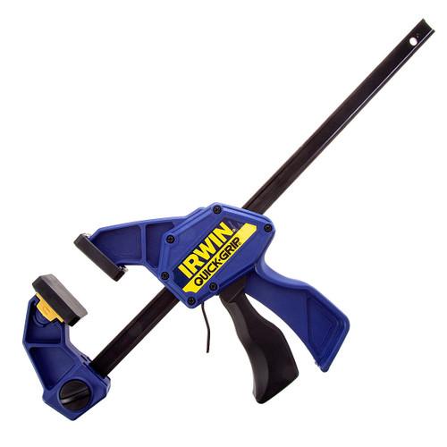 Irwin Quick-Grip T512QCEL7 Quick Change Bar Clamp 12in / 300mm - 4