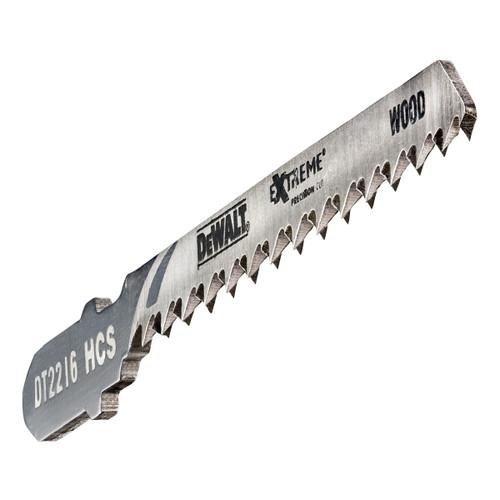 Dewalt T119BO (DT2216)Jigsaw Blades for Wood (Pack Of 5) - 1