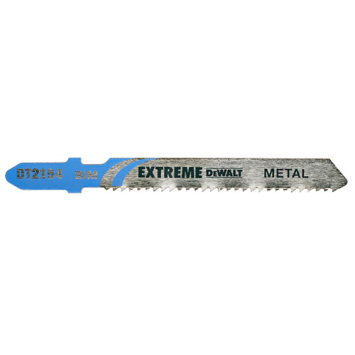 Dewalt DT2154 T118BF Extreme Metal Cutting Jigsaw Blades (Pack Of 3) - 2