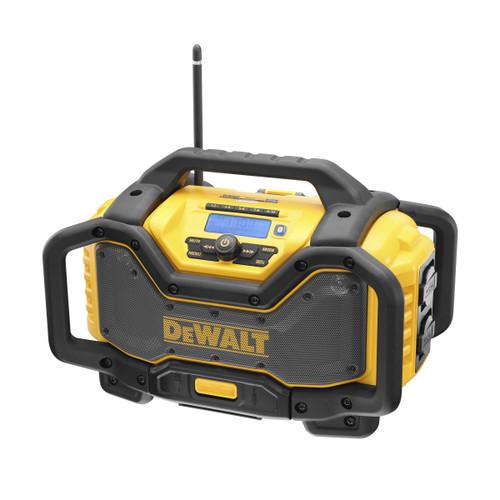 Dewalt DCR027 Flexvolt Bluetooth Digital Jobsite Radio/Charger - 4