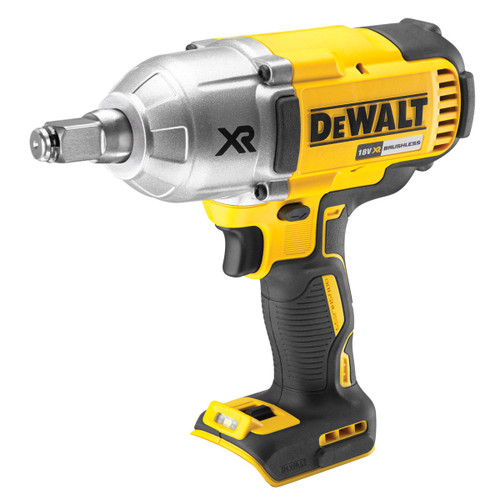 Dewalt DCF899HN 18V Brushless Impact Wrench with High Torque & Hog Ring (Body Only) - 1