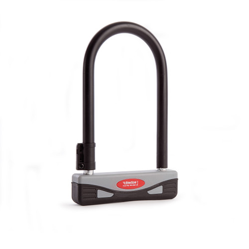 Sterling 272S Universal D Locks 16mm Hardened Shackle + Bracket - 2