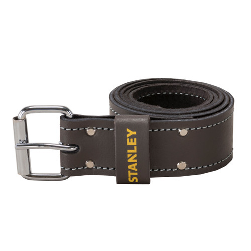 Stanley STST1-80119 Leather Belt - Dark Brown - 4