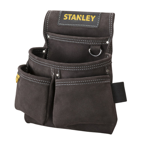 Stanley STST1-80116 Leather Double Nail Pocket Pouch - 3