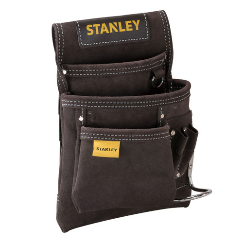 Stanley STST1-80114 Leather Nail & Hammer Pouch - 5