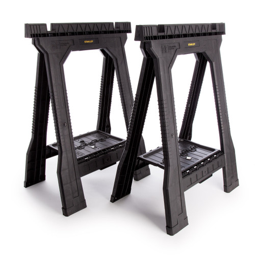 Stanley STST1-70355 Twin-Pack Folding Sawhorse Junior - 3