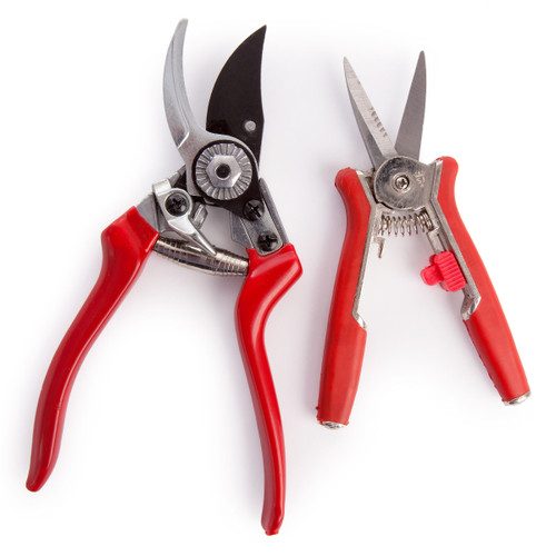 Buy Spear & Jackson CUTTINGSET6 Bypass Secateurs and Stainless Steel Snip Set at Toolstop