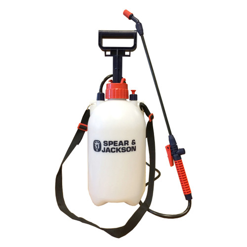 Buy Spear & Jackson 5LPAPS 5 Litre Pump Action Pressure Sprayer for GBP8.33 at Toolstop