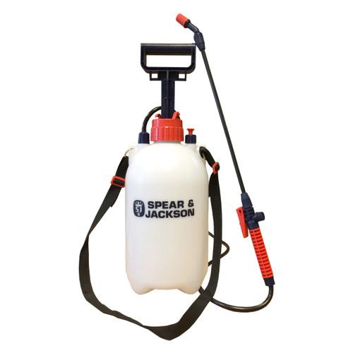 Buy Spear & Jackson 5LPAPS 5 Litre Pump Action Pressure Sprayer at Toolstop