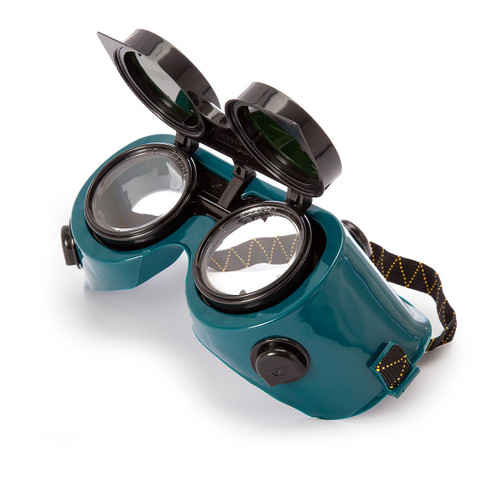 Sealey SSP6 Gas Welding Goggles With Flip-up Lenses - 3