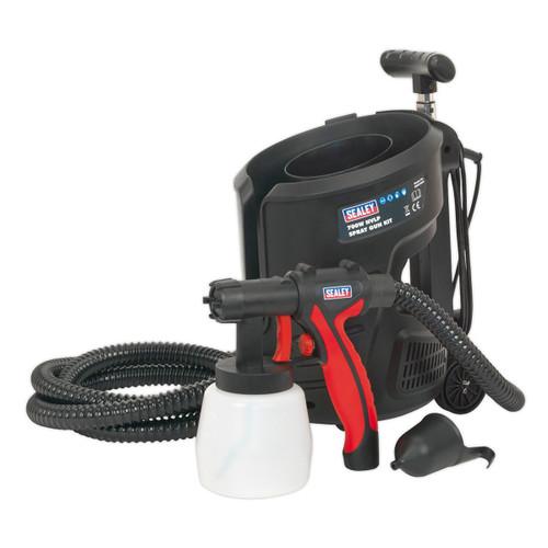 Buy Sealey HVLP3000 Hvlp Spray Gun Kit 700w at Toolstop