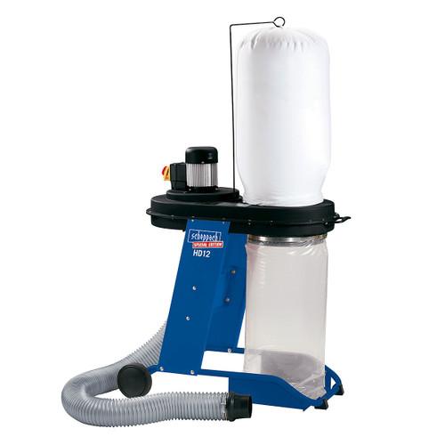 Scheppach HD12 Wood Chip Dust Extractor 240V - 1