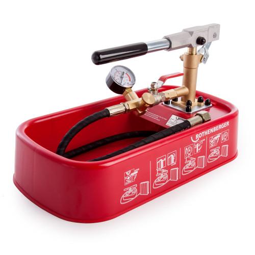 Rothenberger 6.1130 30 Bar Testing Pump (RP30) - 4
