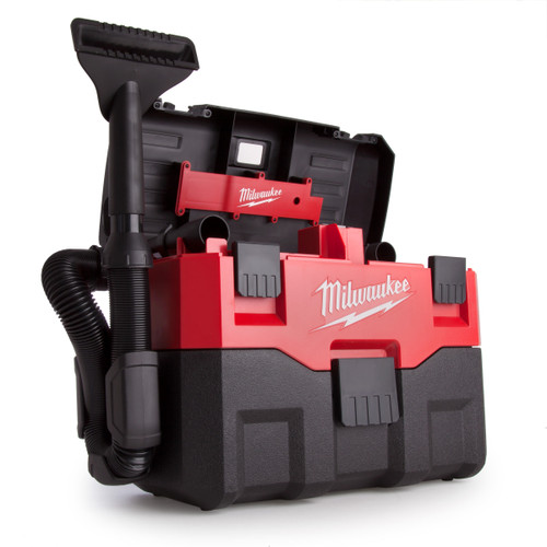 Milwaukee M18VC-0 Wet / Dry Vacuum 7.5 Litres (Body Only) - 5