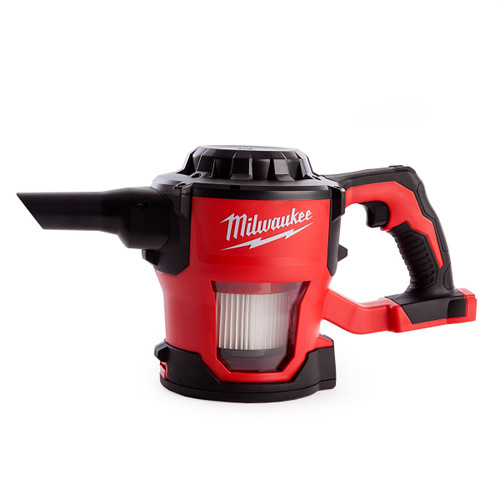 Milwaukee M18CV-0 Compact Hand Vacuum (Body Only) - 3