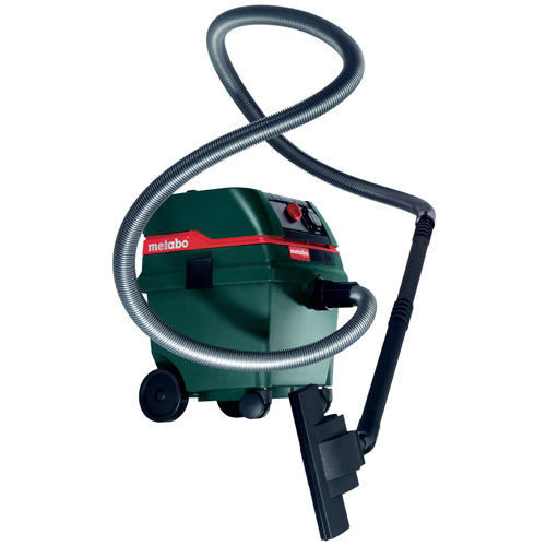 Buy Metabo ASR2025 240V - 1,200W Wet and Dry Vacuum Cleaner - with auto take off at Toolstop