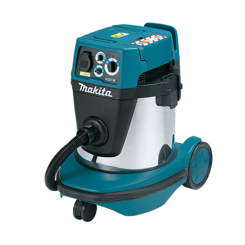 Makita VC2211MX1 Dust Extractor / Vacuum Cleaner 22L M Class Wet / Dry 240V - 2
