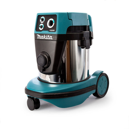 Makita VC2201MX1 Dust Extractor / Vacuum Cleaner 22L M Class Wet / Dry 110V - 4