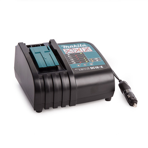 Makita DC18SE Li-ion Automotive Charger - 1