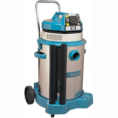 Buy Makita 445X Wet and Dry Vacuum Cleaner and Dust Extractor 240V at Toolstop