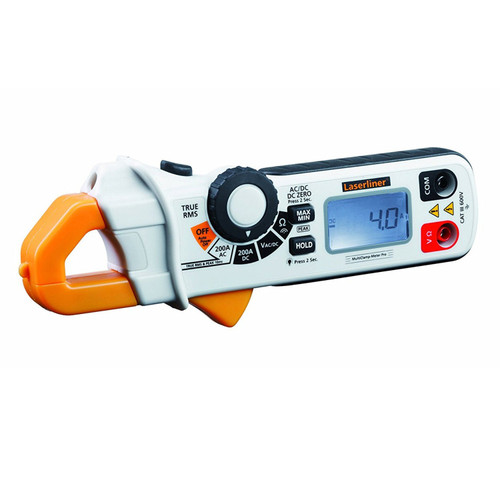 Laserliner 083.040A MultiClamp-Meter Pro - 2