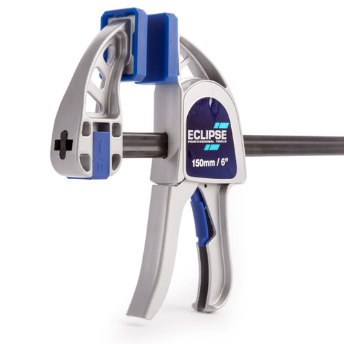 Eclipse EOHBC6-HD Heavy Duty One Handed Bar Clamp and Spreader 6in / 150mm - 4