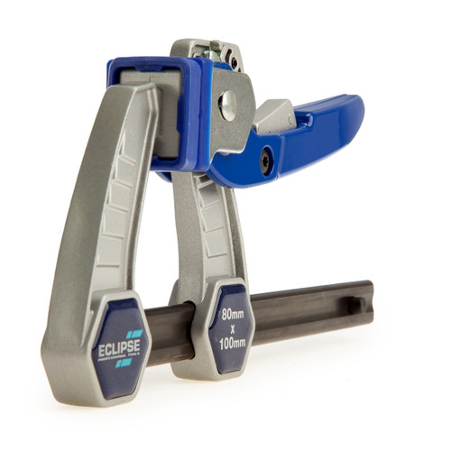 Eclipse ELC80-4 Quick Release Lever Clamp 4in / 100mm x  80mm Depth - 3