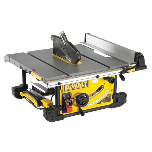 Dewalt DWE7491 Table Saw 250mm with 825mm Rip Capacity - 110V - 4