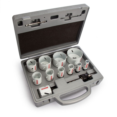 Bosch 2608584667 Progressor Holesaw Set (14 Piece) - 2