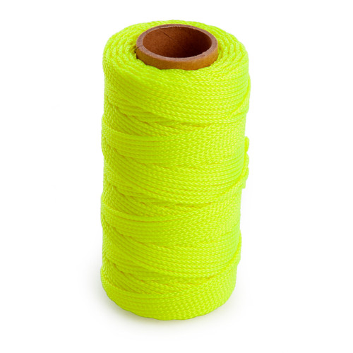 Buy Ragni RBL76Y Hi-Vis Brick Line Yellow 76 Metres at Toolstop