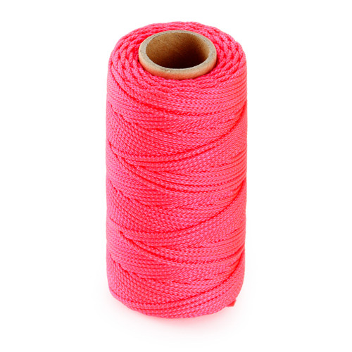 Buy Ragni RBL76 Hi-Vis Brick Line Pink 76 Metres at Toolstop