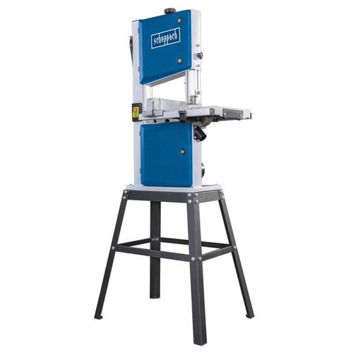 Scheppach HBS250 Bandsaw 10 Inch with Leg Stand and Mitre Guide 240V - 4