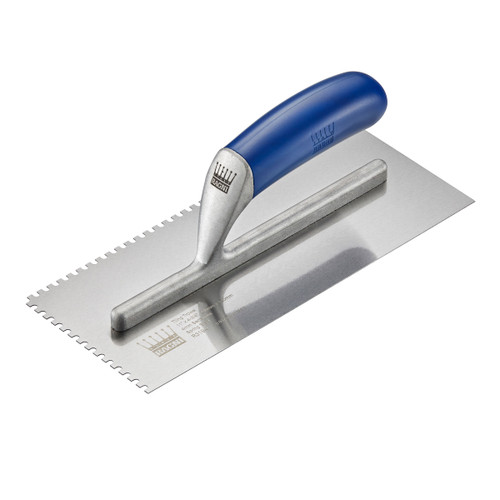 Buy Ragni R319-4 Tiler's Trowel with 4mm Serrations for GBP7.08 at Toolstop