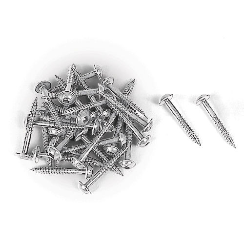Trend PH/7X30/500 Pocket Hole Self Tapping Screw - 8