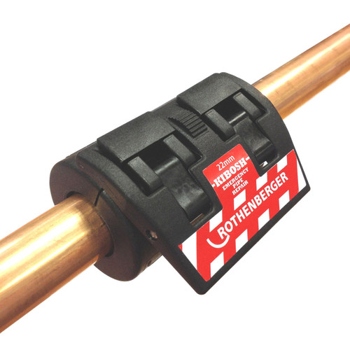 Buy Rothenberger 8.0012 Kibosh Emergency Pipe Repair for 22mm Pipes (8.0012) at Toolstop