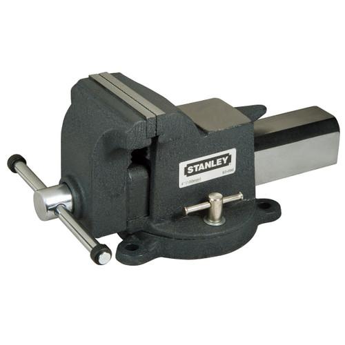 Buy Stanley 1-83-066 MaxSteel Heavy-Duty Bench Vice 100mm 4in at Toolstop