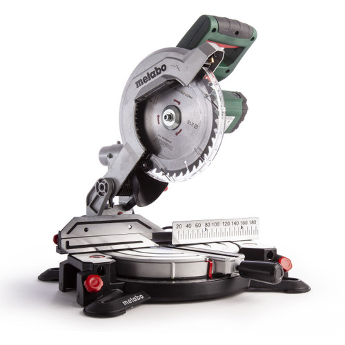 Metabo KS216M 216mm Lasercut Mitre Saw 240V  - 7