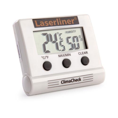 Laserliner 082.028A ClimaCheck Digital Hygrometer - 2