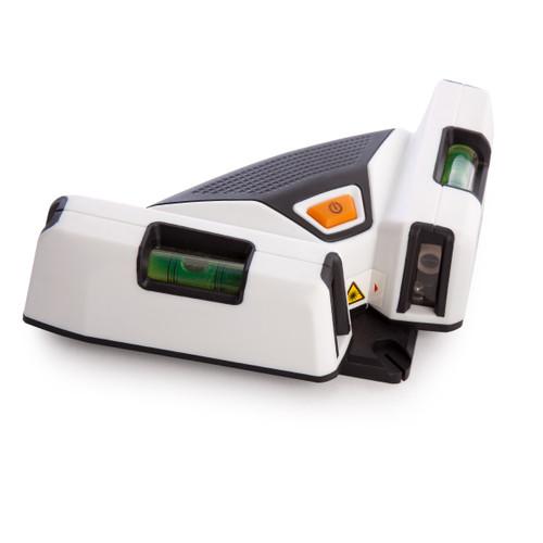 Laserliner 081.134A SuperSquare-Laser 4 - 90° Line Laser 635nm - 3