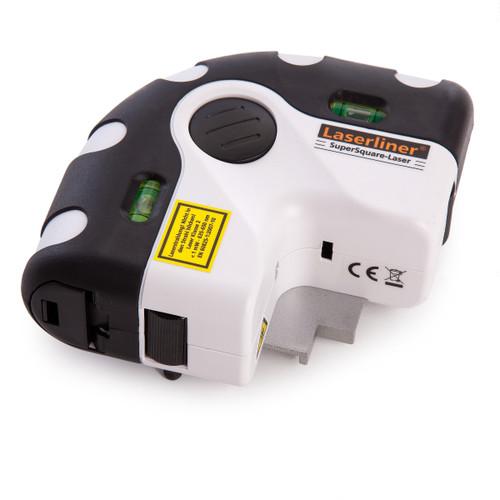 Laserliner 081.130A SuperSquare-Laser 90° Line Laser 635nm - 3